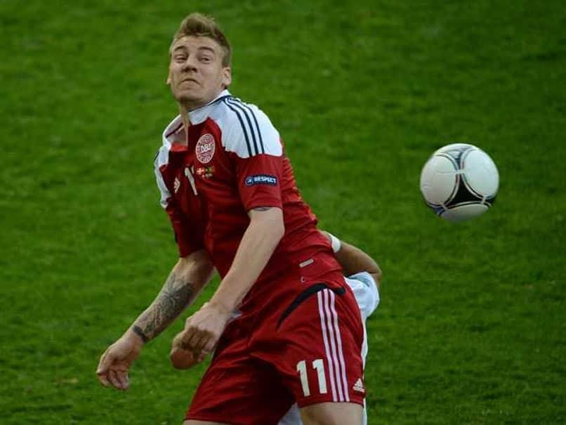 2018 World Cup: Injured Nicklas Bendtner Misses Out As Denmark Name Final Squad
