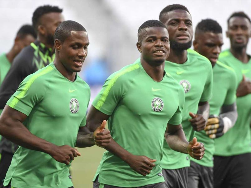 Nigeria beat Iceland 2-0 in World Cup clash