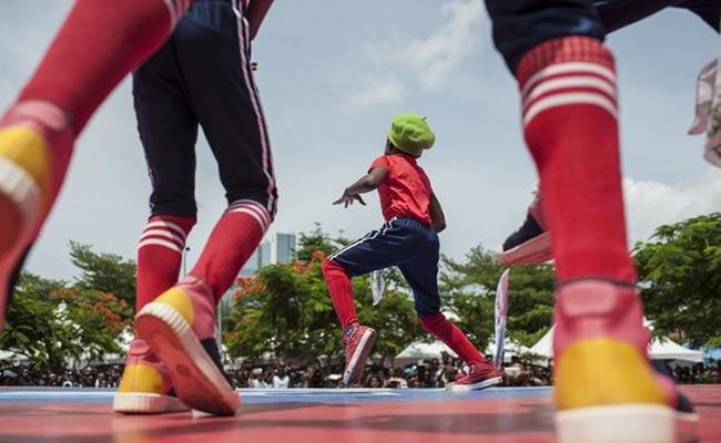 nigerian dancers afp 650 2