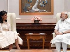 Important To Cut Imports Of Iranian Oil, Nikki Haley Tells PM Modi