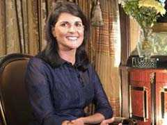 """""""Don't Want Trade War With India"""": Nikki Haley To NDTV. Highlights Here"""