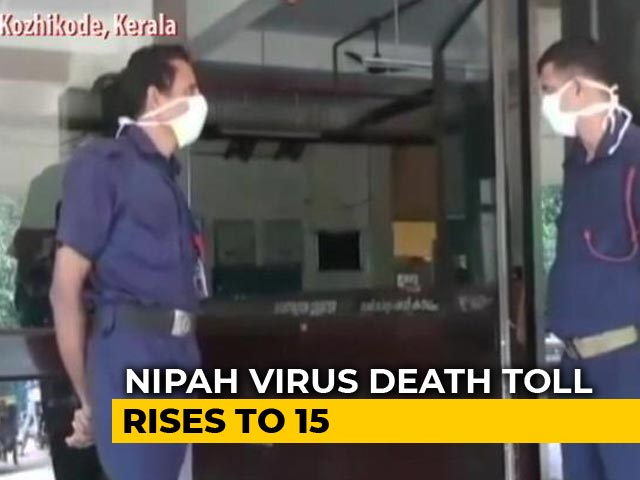 Video : Nipah Virus Claims 2 More Lives In Kerala's Kozhikode; 15 Deaths Till Now