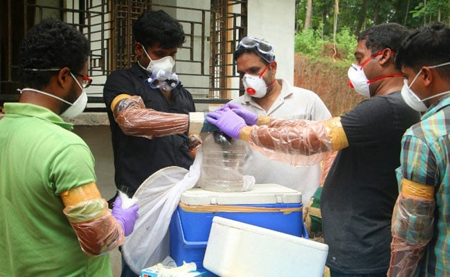 Nipah Virus Outbreak Linked To A Kerala Well With 'Many Bats'