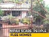 Video : Deserted Hospital, Locked Houses Where Nipah Virus Was Reported In Kerala