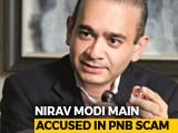 Video : Interpol Red Corner Notice Against Nirav Modi, To Enable Arrest