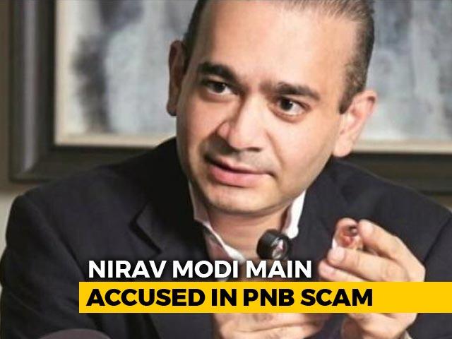 Video : Interpol Red Corner Notice Against Nirav Modi, To Enable Arrest