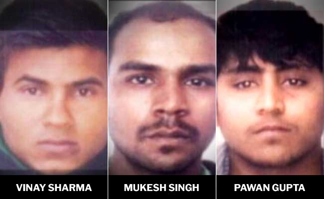 nirbhaya convicts ndtv