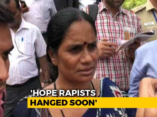 "Video : ""Justice To All"": Nirbhaya's Mother As Court Confirms Death For Rapists"