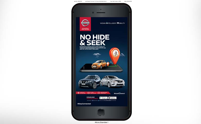 Nissan Connect Cost >> New Nissan Connect App Launched In India Carandbike