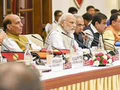 At Centre's NITI Aayog Meet, One More Pitch For Simultaneous Elections