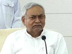 Shoe Thrown At Bihar Chief Minister Nitish Kumar, One Arrested