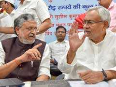 Inauspicious Month? Nitish Kumar Backs Deputy's Bizarre Logic On Economy