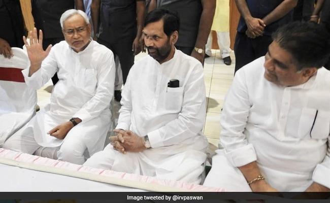 At NDA 'Unity' Meet In Bihar, An Absentee, Awkward Dinner, No Speeches