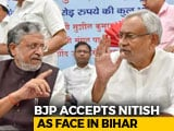 Video : Nitish Kumar Is Bihar Boss, Says His Party; Message For Poll-Scarred BJP