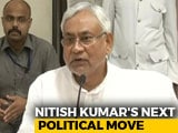 Video : At Key JD(U) Meet Today, Nitish Kumar To Strategise Amid Strain With BJP