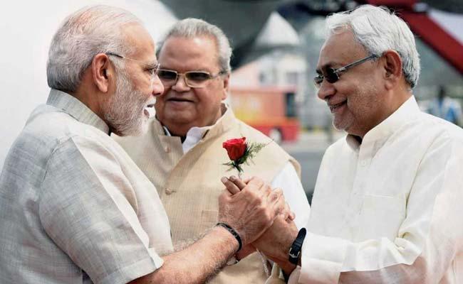 Nitish Kumar, Tejashwi Yadav Wish PM Modi On 68th Birthday