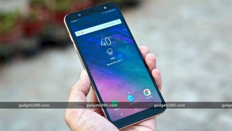 Samsung Galaxy A6+ की कीमत में फिर कटौती, जानें नया दाम