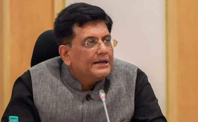 Theft At Piyush Goyal's Mumbai Home; Computer Breached, Info Stolen: Cops