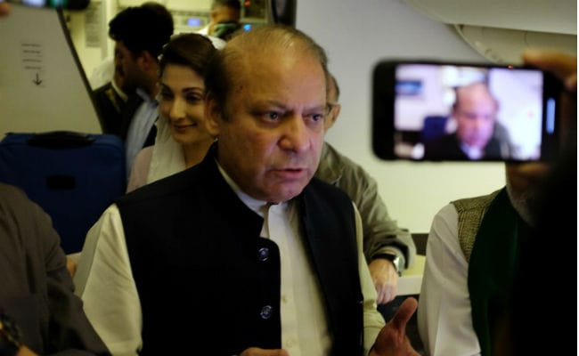 Pakistan Court Unhappy With Delay In Concluding Cases Against Nawaz Sharif