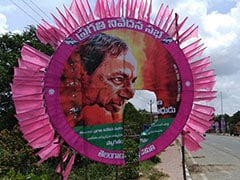 "Election Results: KCR Raises <i>Chalo Dilli</i> Call After Poll Win On ""Jai Telangana"" Plank"