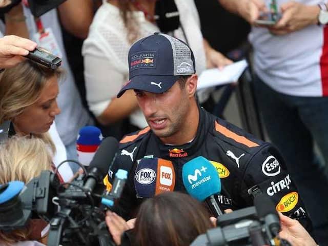 Formula One Driver Daniel Ricciardo To Quit Red Bull At End Of Season