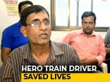 Video : As Mumbai Bridge Collapsed, Alert Train Driver Braked Just In Time