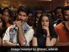<I>Batti Gul Meter Chalu</I> Posters: Different Shades Of Shahid Kapoor And Shraddha Kapoor On Display. Seen Yet?