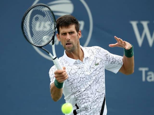 Cincinnati Masters: Novak Djokovic win, Alexander Zverev Lost
