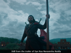 <i>Sye Raa Narasimha Reddy</i> Teaser: Chiranjeevi's Gift For Fans Is Truly Spectacular