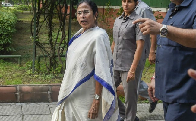 Mamata Banerjee faces police case after 'civil war' remark