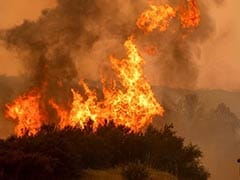Twin Blazes Become California's Largest Wildfire In History