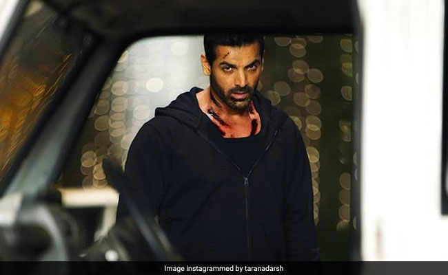 Satyameva Jayate Box Office Collection Day 4: John Abraham's Film Puts Up A 'Decent' Total, Earns Over Rs 40 Crore
