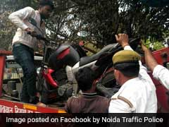 34 Traffic Policemen In UP Fined For Breaking Traffic Rules
