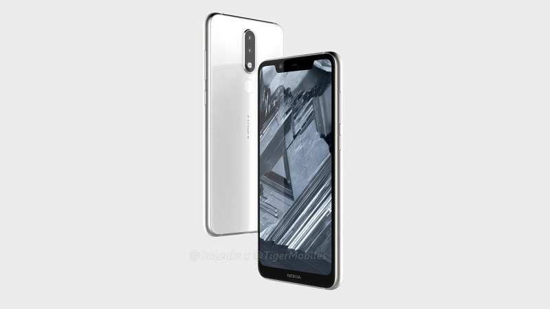 Nokia X5 (Nokia 5.1 Plus) स्मार्टफोन 11 जुलाई को होगा लॉन्च