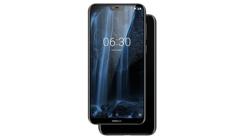 Nokia 6.1 Plus में स्नैपड्रैगन 636 प्रोसेसर और 4 जीबी रैम होने का खुलासा