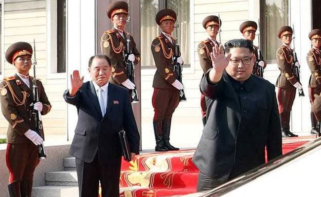 north korea reuters