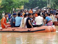 23 Dead As Flood Ravages Northeast States, Assam Situation Still Grim