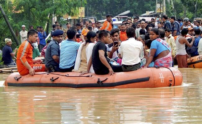 23 Dead As Flood Ravages Northeast States, Assam Situation Still Grim