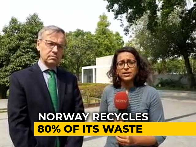 Video : Norway Shows The Right Way Of Plastic Management