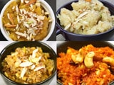 Video: 4 Must-Try Halwa Recipes