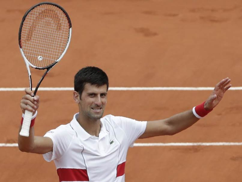 French Open: Novak Djokovic Beats Dutra Silva, Caroline Wozniacki Sees Off Danielle Collins
