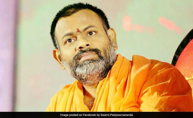 Spiritual Leader Banned From Hyderabad Over 'Provocative' Comments