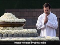 राजीव गांधी जयंती: राहुल गांधी ने कहा, उनकी असामयिक मृत्यु ने मेरे जीवन में एक गहरा शून्य छोड़ा
