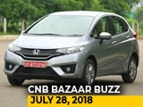 Video : Honda Jazz Facelift, Burgman Street vs Ntorq And HP Fastlane