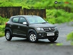 2018 Renault Kwid Facelift Review