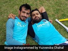 रोहित शर्मा ने दी युजवेंद्र चहल को धमकी, बोले- 'अगर इस बार IPL हुआ तो...' देखें Viral Video