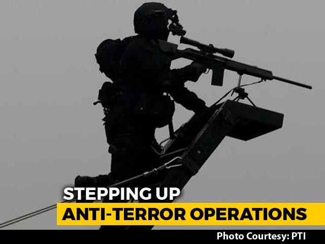 Video : With Snipers, Radars, NSG Commandos Reach Kashmir For Anti-Terror Ops