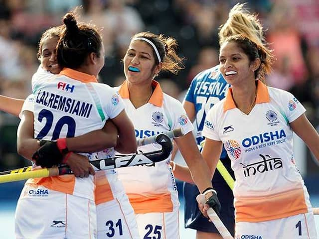 Womens Hockey World Cup: India Outclass Italy 3-0 To Enter Quarters