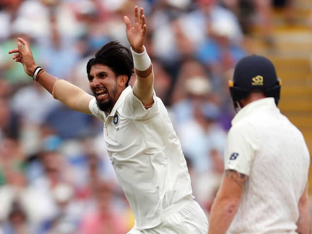 Ishant Sharma Rubbishes Defensive Bowler Tag After Sterling Show On Day 3