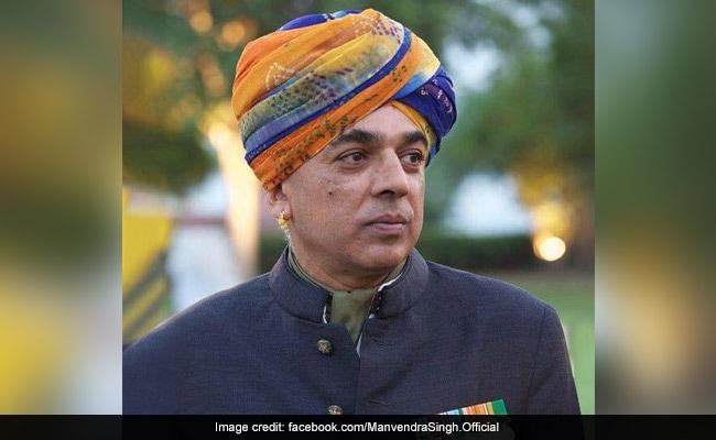 जसवंत सिंह के बेटे और BJP विधायक मानवेंद्र करेंगे 'स्वाभिमान रैली', वसुंधरा से नाराजगी की खबर, कर सकते हैं बड़ा ऐलान
